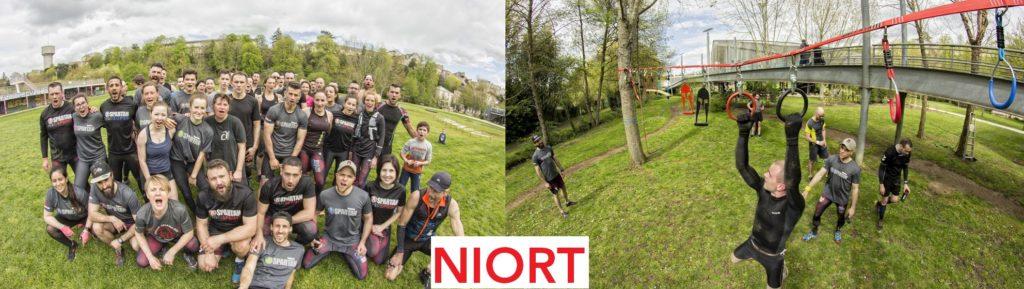 spartan Street team Niort