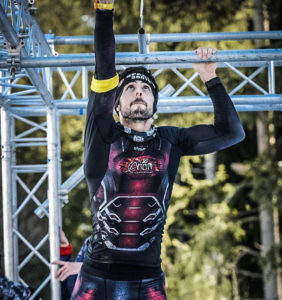 Athlète Aroo Ocr Crew Julien Villeneau