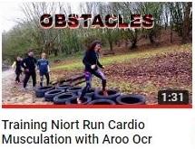 Training Niort Run Cardio