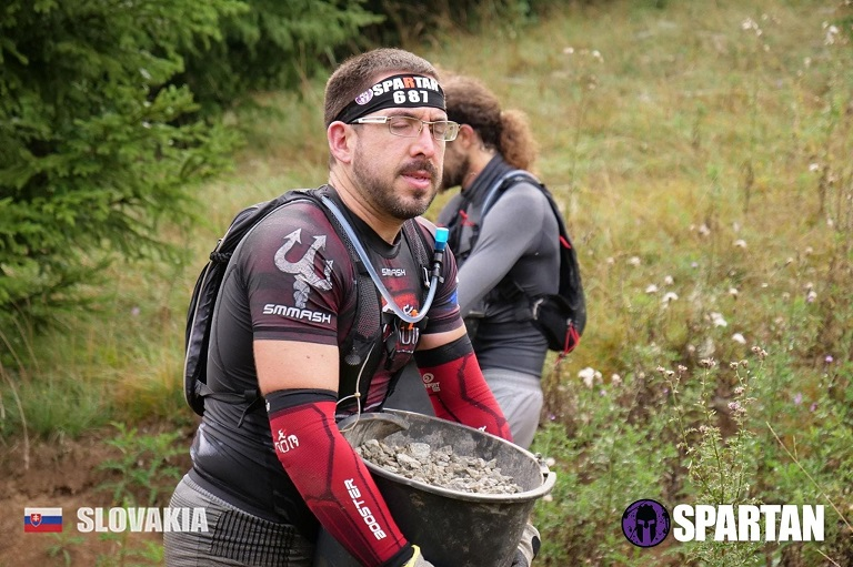 Spartan Race Slovaquie Leopold
