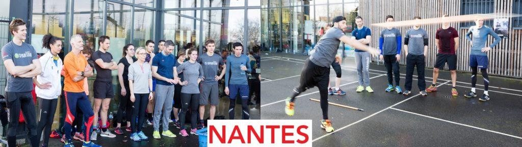 spartan Street team Nantes