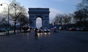 Marathon Champs Elysees by aroo ocr