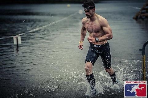 Mathieu Beaudry Spartan race Carcassonne