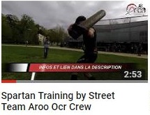 spartan training street team