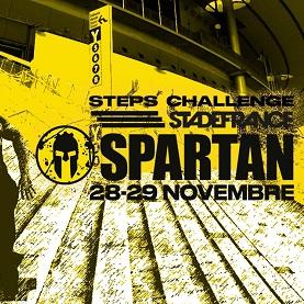 Spartan Steps Challenge